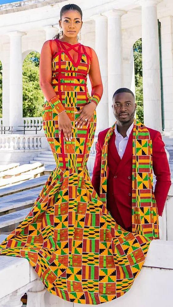 2020 traditional wedding attire for elegant style! 22
