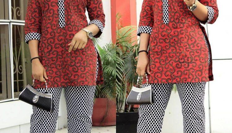 2019 elegant nigerian pants