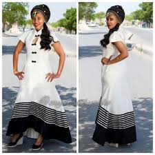 Xhosa attire 2020 For African Women's 4