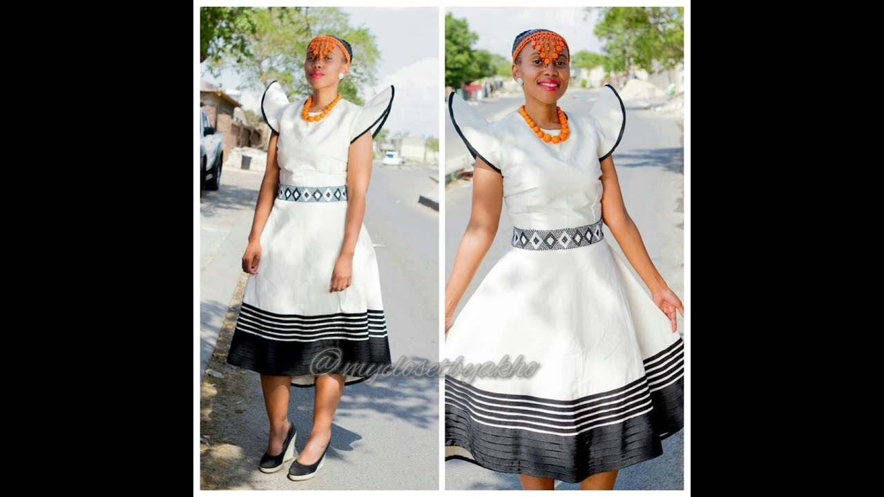 Xhosa attire 2020 For African Women's 5