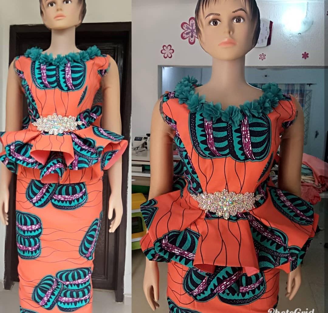 NIGERIAN WOMEN DESIGNS