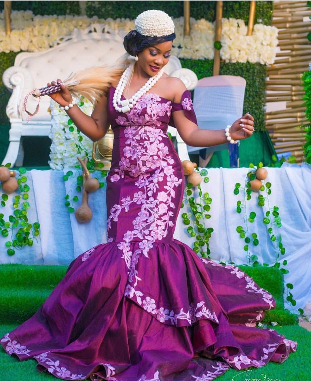 Stylish Wedding Gowns: 2019 TRADITIONAL WEDDING DRESS: GOWNS STYLISH LONG DRESS