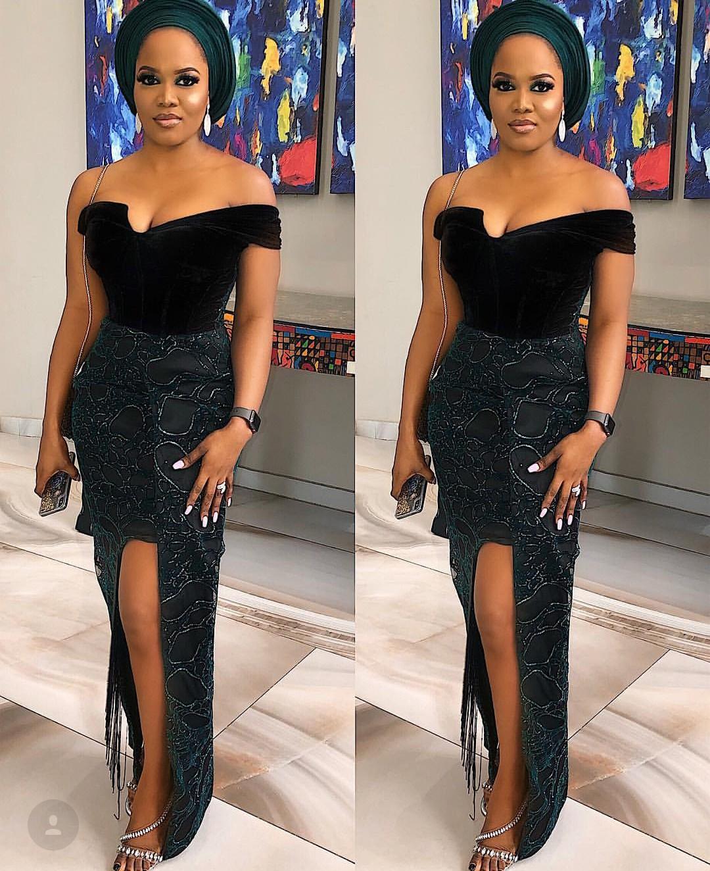 BEAUTIFUL MAXI ASO EBI 2020 DRESSES, OUTSTANDING YOU TO WEAR! 1