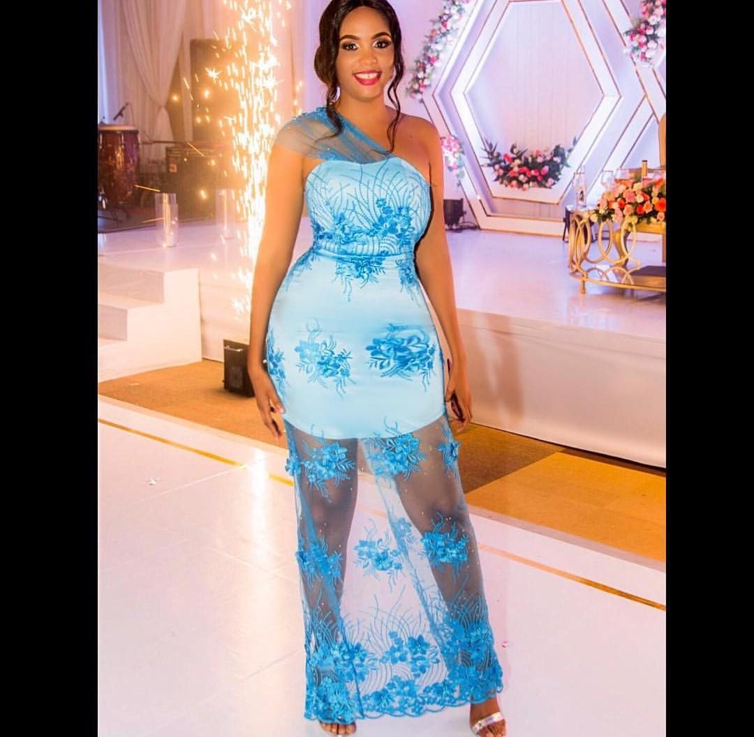 BEAUTIFUL MAXI ASO EBI 2020 DRESSES, OUTSTANDING YOU TO WEAR! 3
