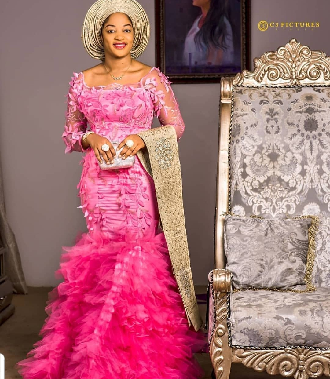 2020 NIGERIAN FASHIONS: STYLISH ASOEBI DESIGNS FOR EVERY EVENTS. 1