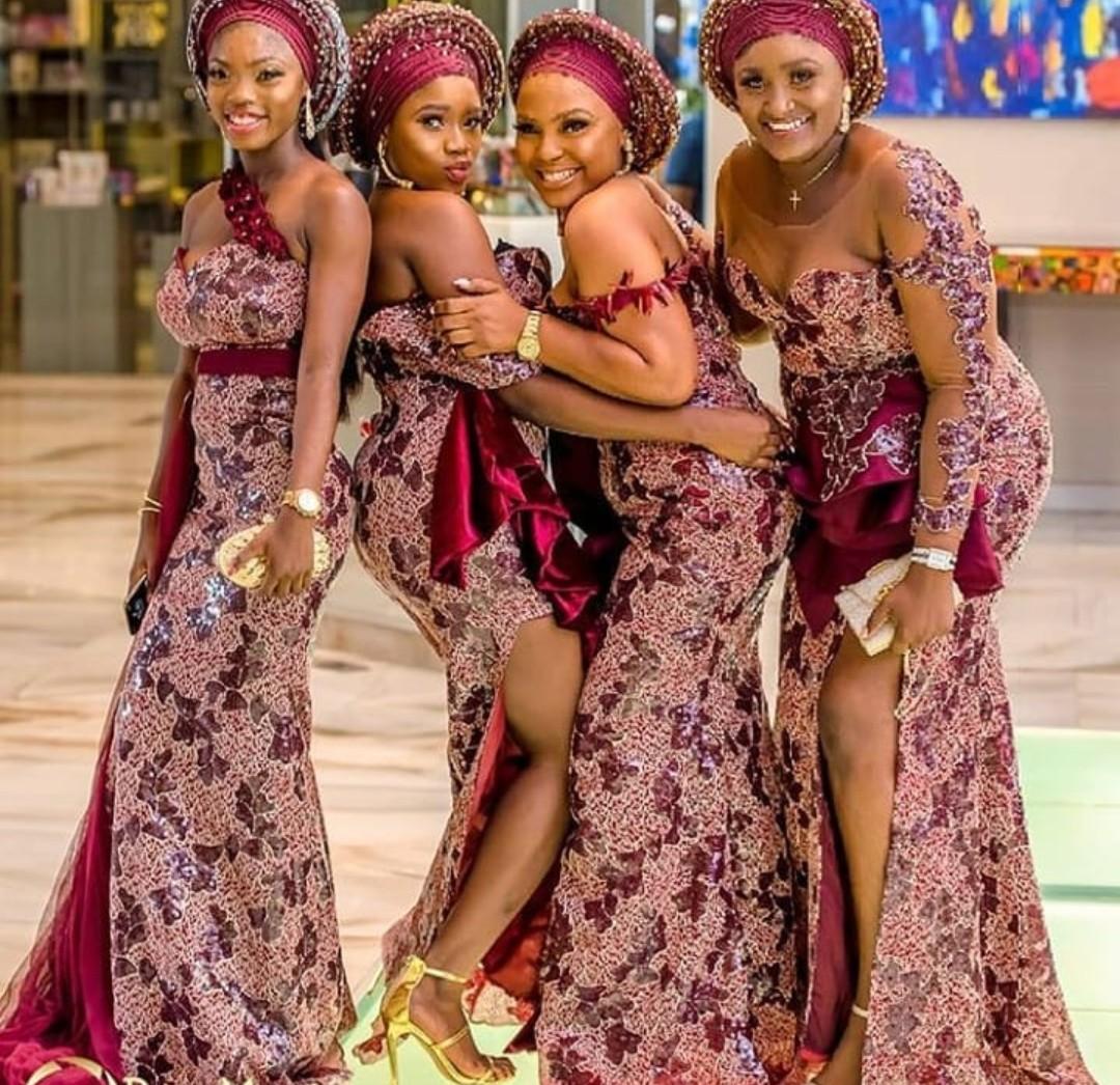 2020 NIGERIAN FASHIONS: STYLISH ASOEBI DESIGNS FOR EVERY EVENTS. 2
