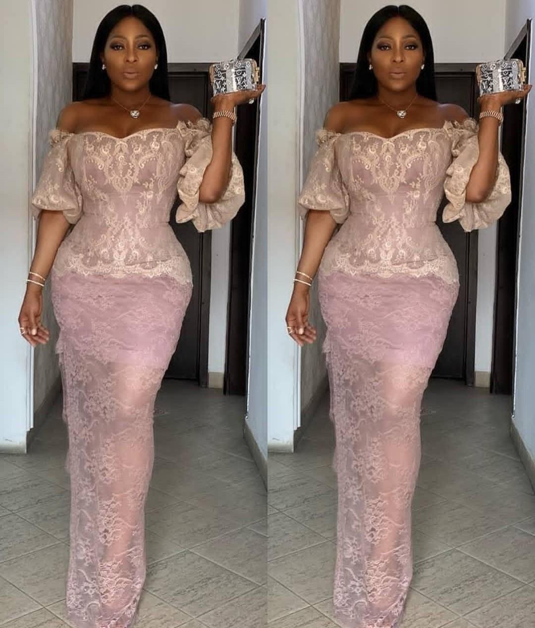 MAXI ASO EBI 2019 DRESSES