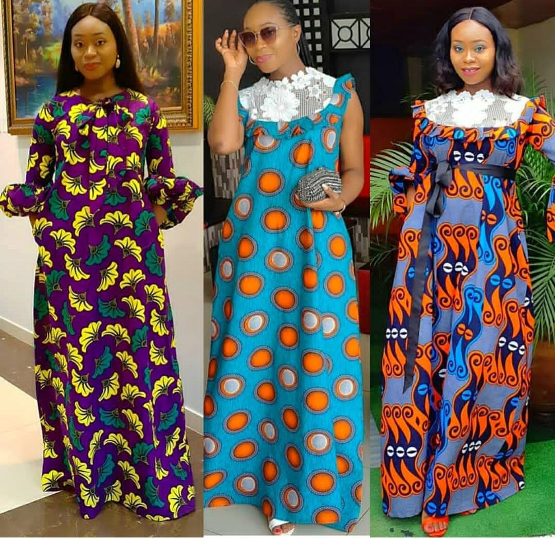 2019 AFRICA PRINT STYLES