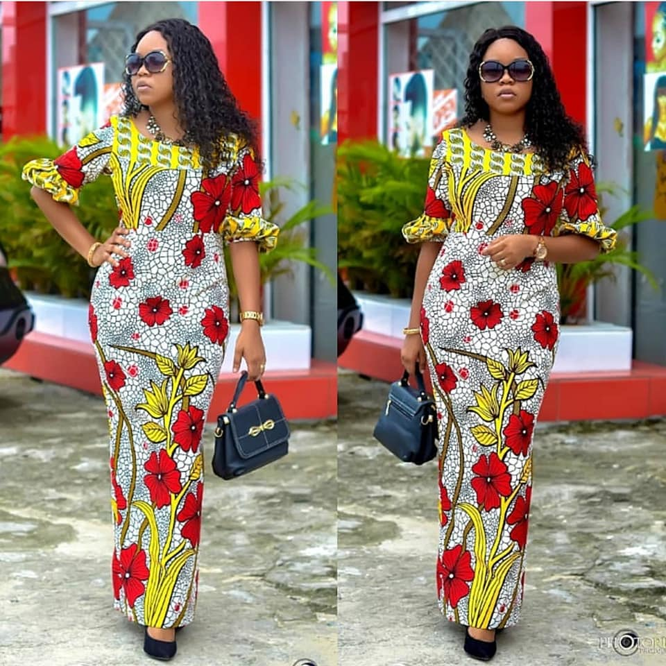 2020 ANKARA KITENGE DESIGNS OUTSTANDING YOU FOR YOUR OCCASION. 4