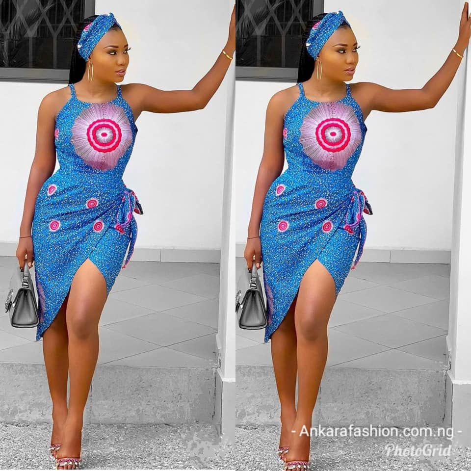 2020 ANKARA KITENGE DESIGNS OUTSTANDING YOU FOR YOUR OCCASION. 2