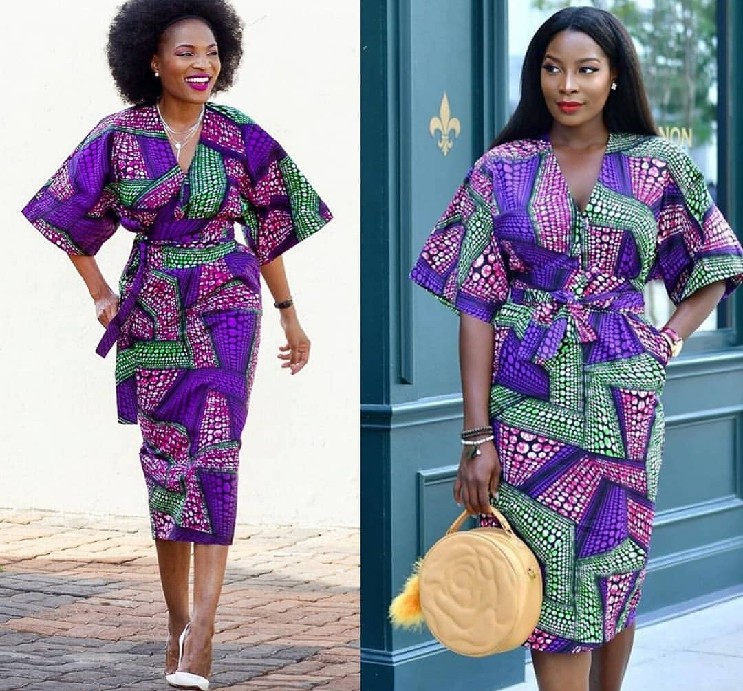 2020 CHIC ANKARA STYLES: GOWN STYLES FOR BEAUTIFUL LADIES! 3
