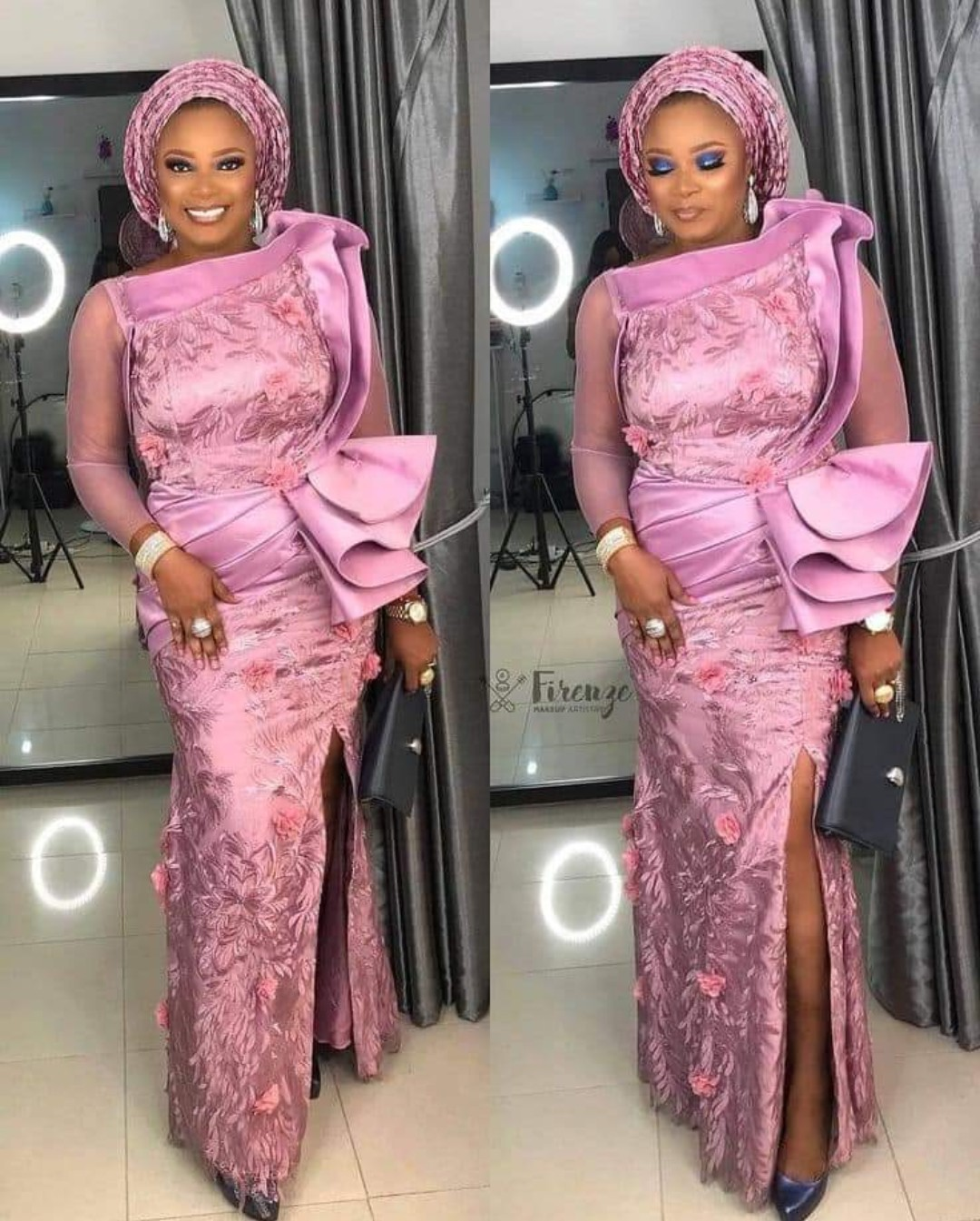 ADORABLE 2020 ASO EBI DRESS, WE ALL LOVE TO WEAR THIS MODERN FABRICS 2
