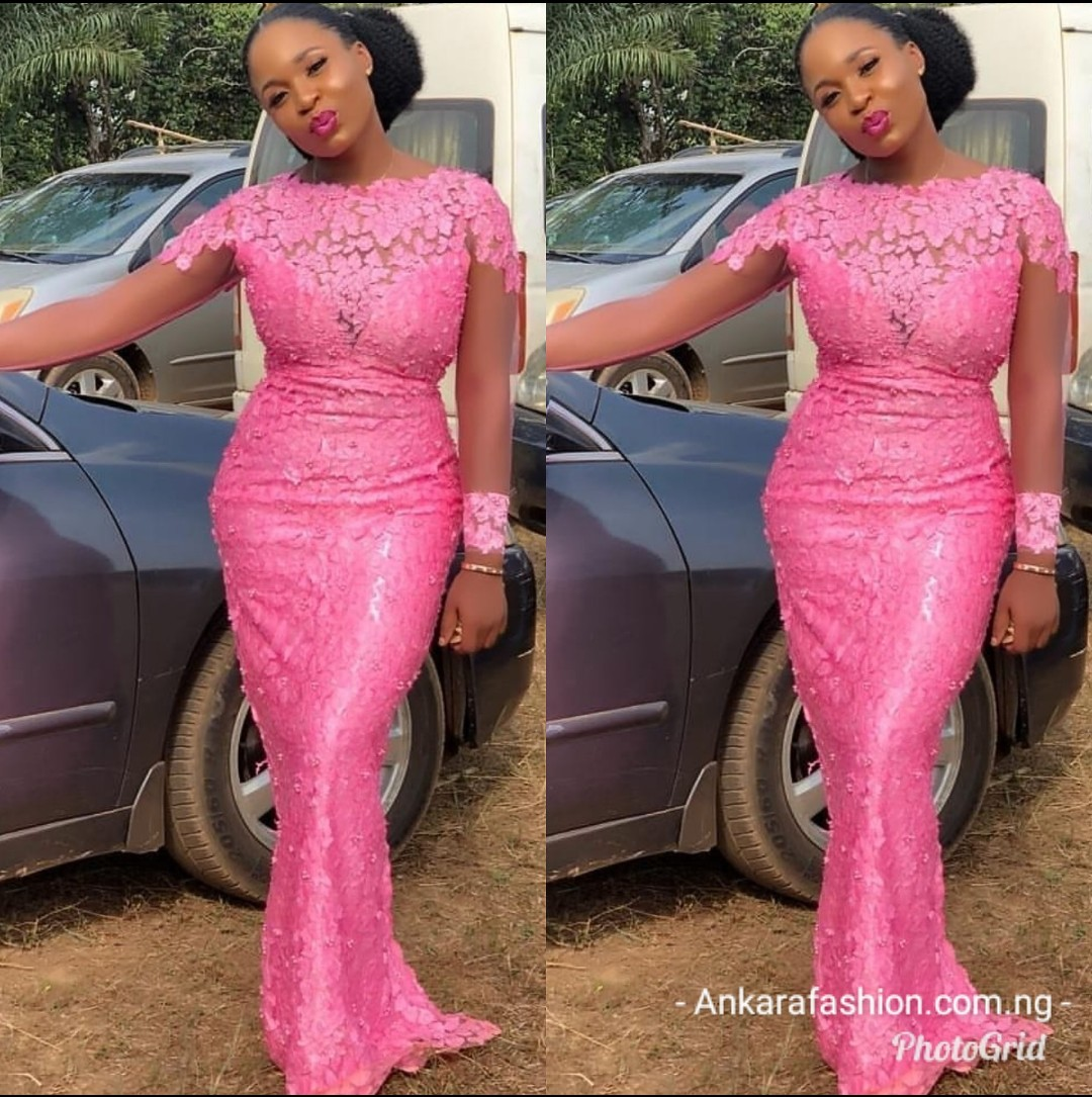 ADORABLE 2020 ASO EBI DRESS, WE ALL LOVE TO WEAR THIS MODERN FABRICS 3