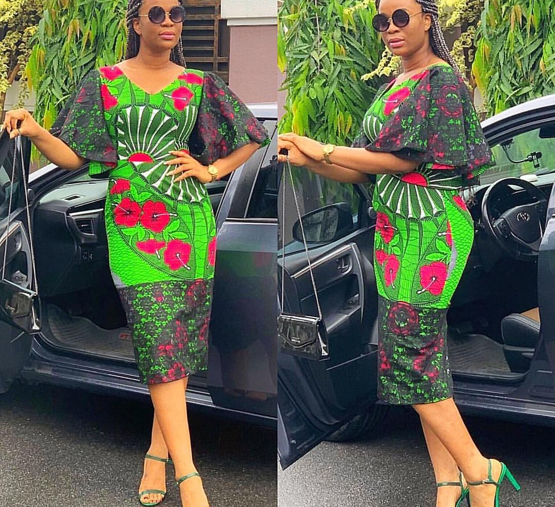 TRENDY 2020 NIGERIAN CLOTHES AND EMPHASIZE YOUR BODY! 1