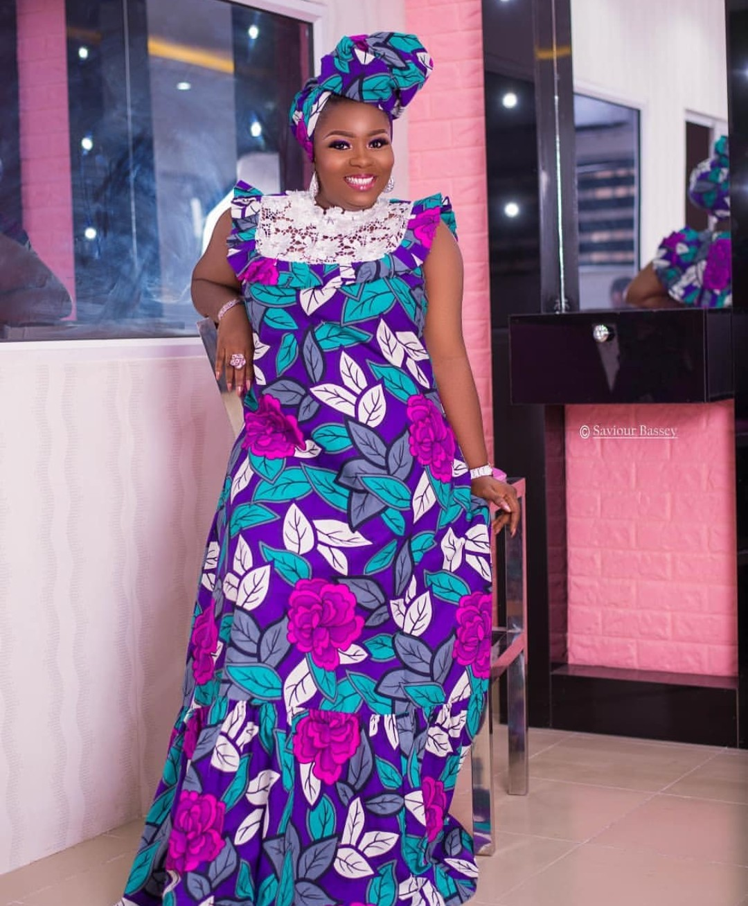 2020 ANKARA KITENGE DESIGNS OUTSTANDING YOU FOR YOUR OCCASION. 1