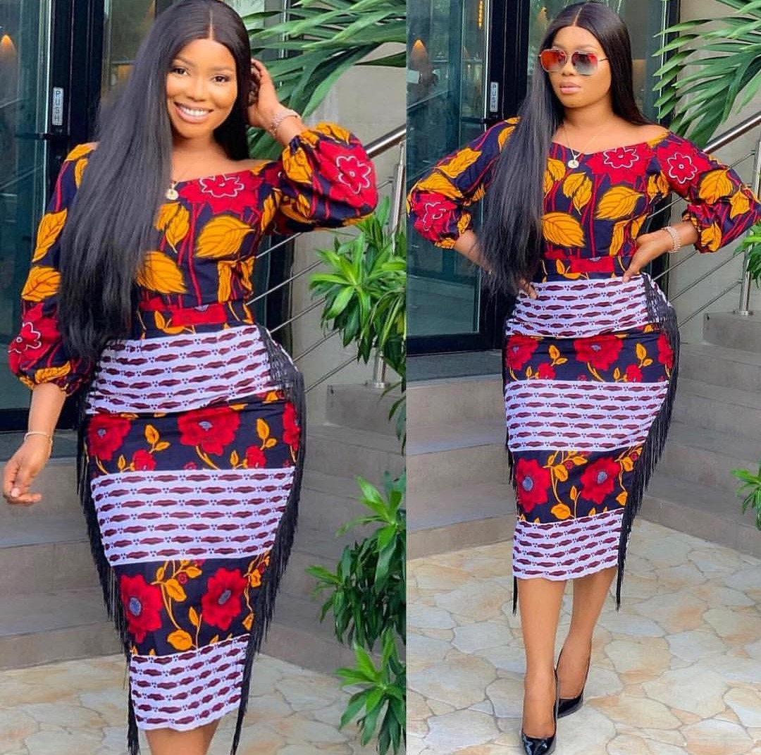 COLORFUL 2020 ANKARA MAXI DRESS TO COMPLETE YOUR ESPECIAL LOOK! 2