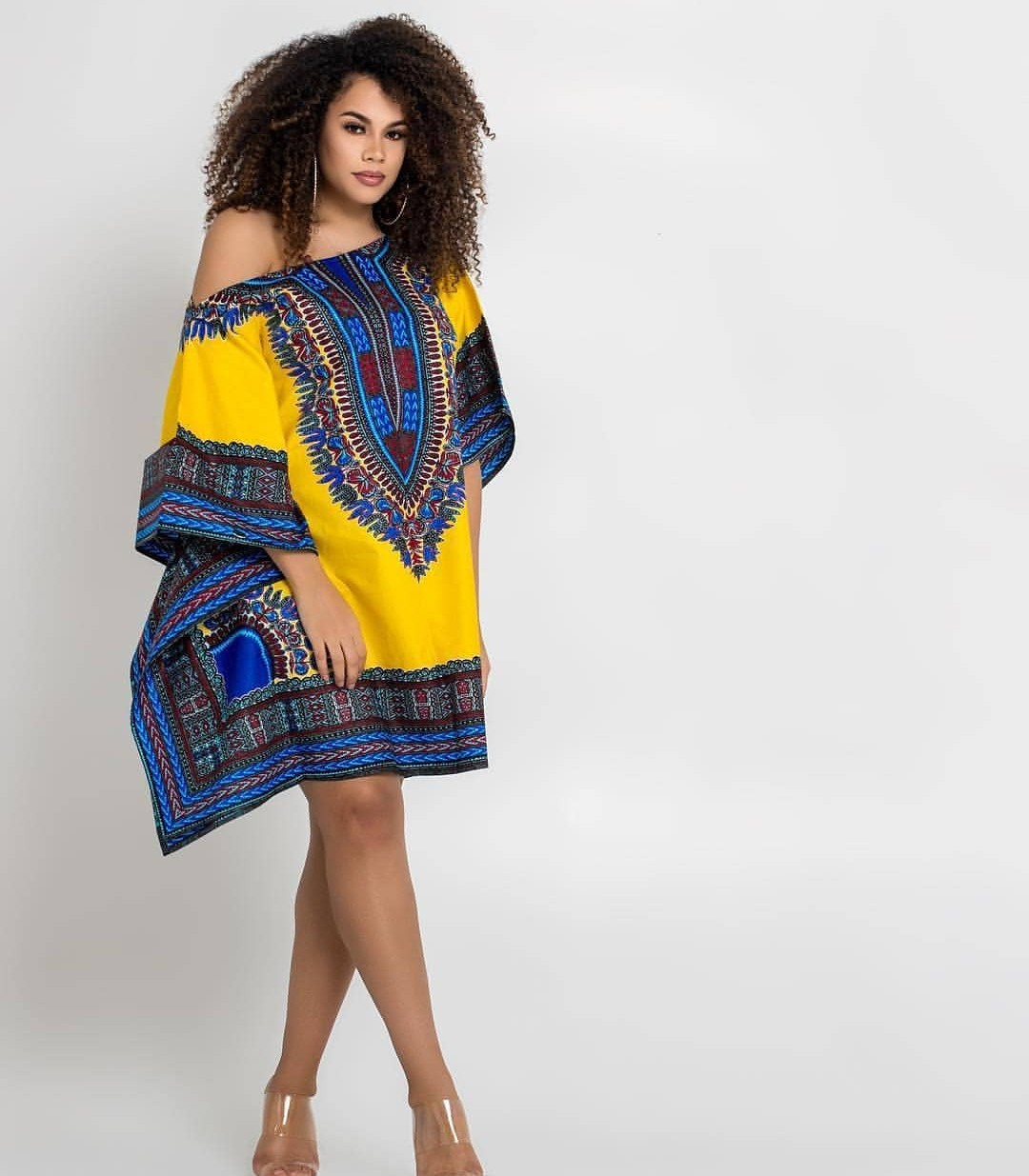 COLORFUL 2020 ANKARA MAXI DRESS TO COMPLETE YOUR ESPECIAL LOOK! 3