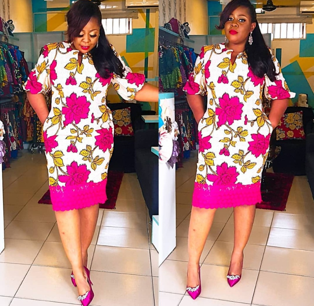 LATEST ANKARA 2020 GOWN STYLES, SUITABLE FOR YOUR DIFFERENT OCCASIONS! 3