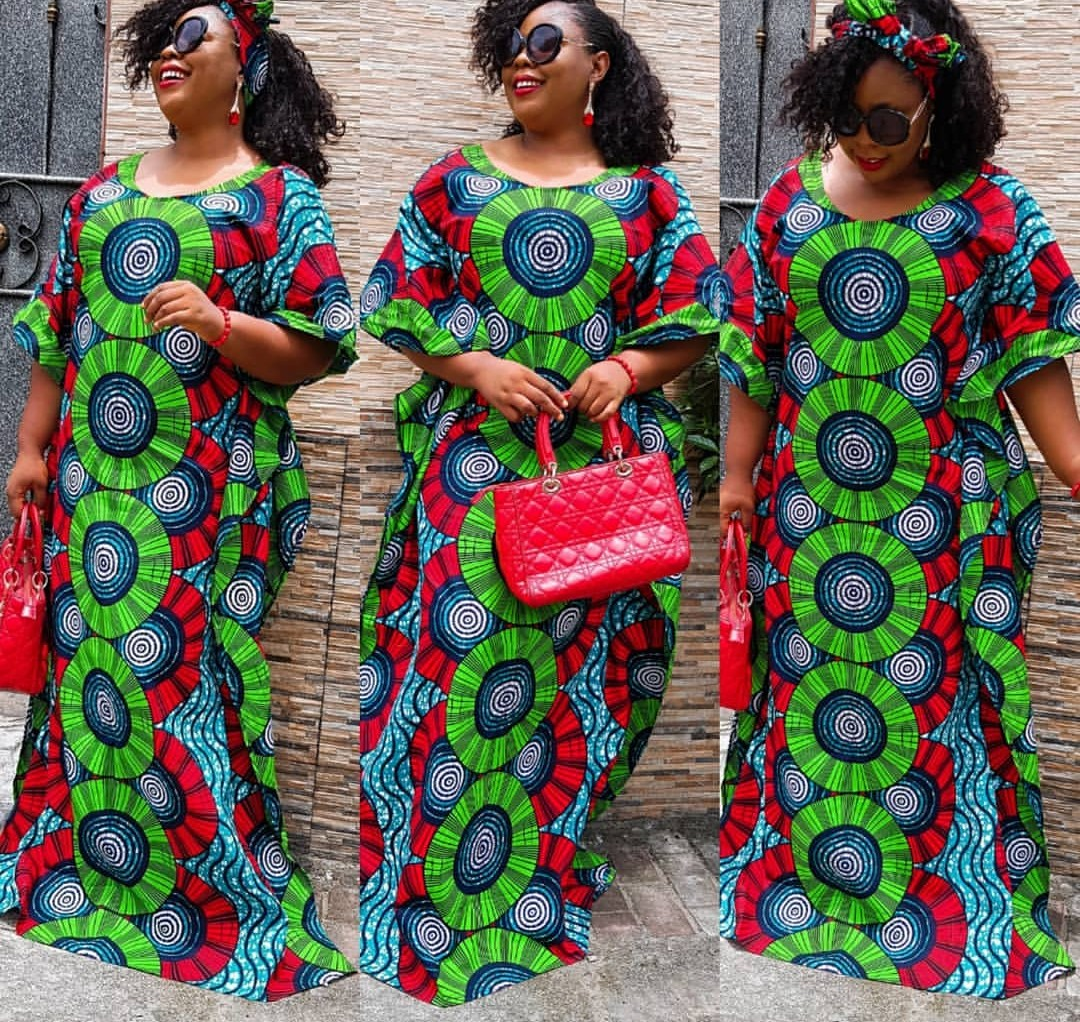 LATEST ANKARA 2020 GOWN STYLES, SUITABLE FOR YOUR DIFFERENT OCCASIONS! 1