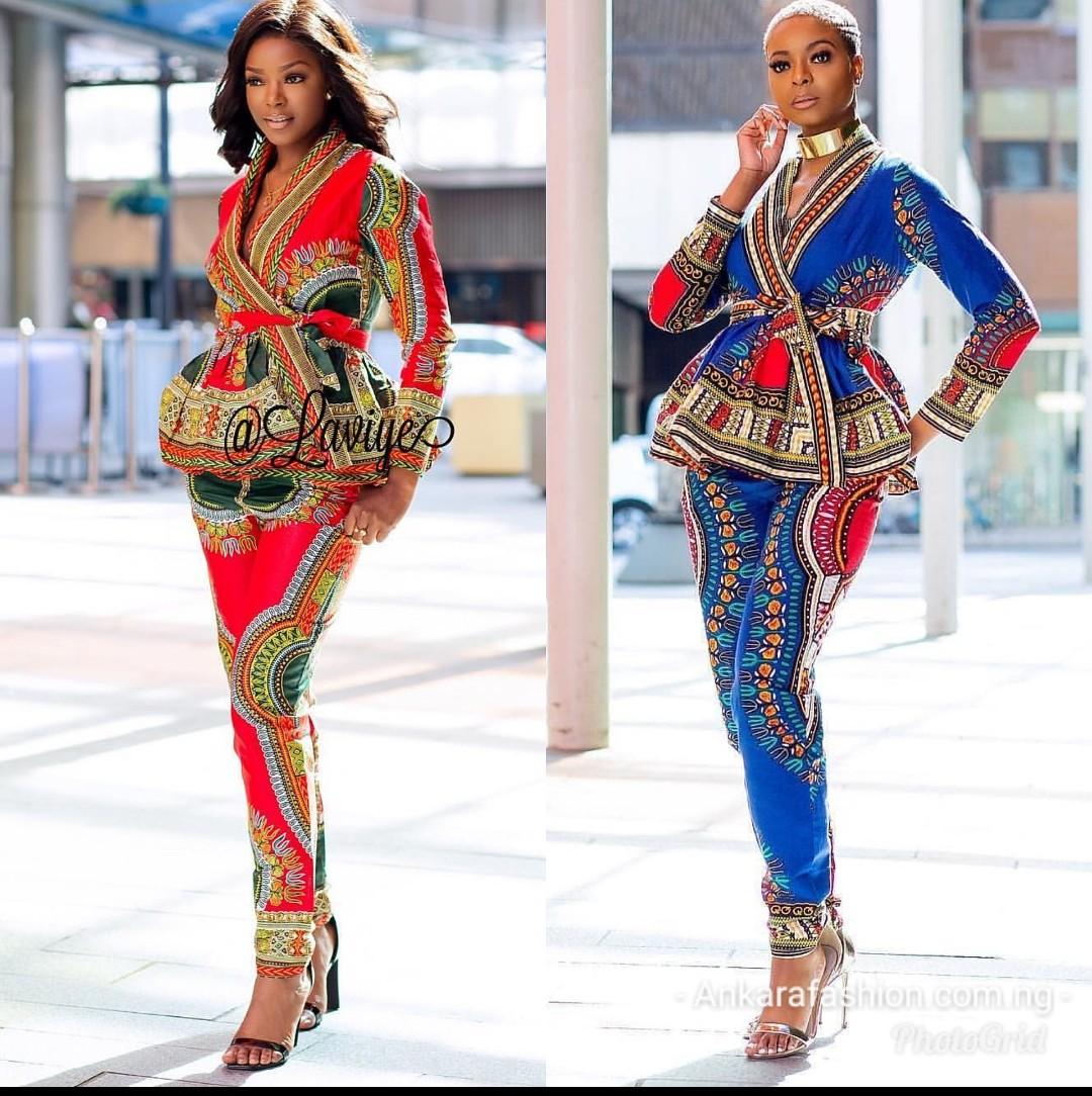 2020 AFRICAN FASHIONS- BEAUTIFUL AFRICAN PRINT DRESSES ! 2
