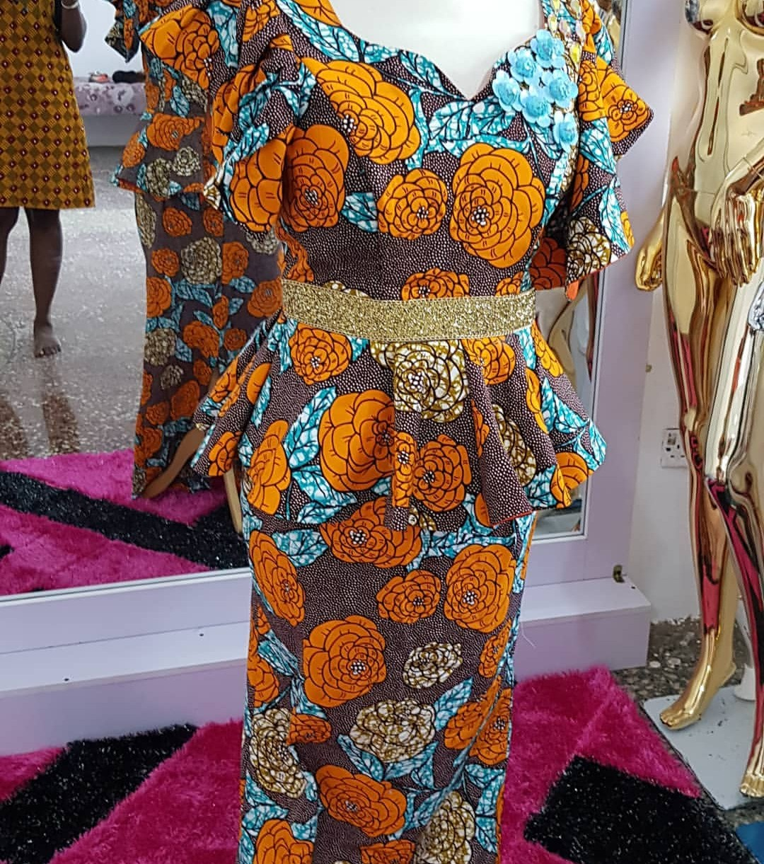 2020 NIGERIAN WEDDING STYLES TO BE THE STAR IN THE OCCASION! 3