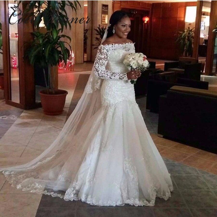 African bridal dress