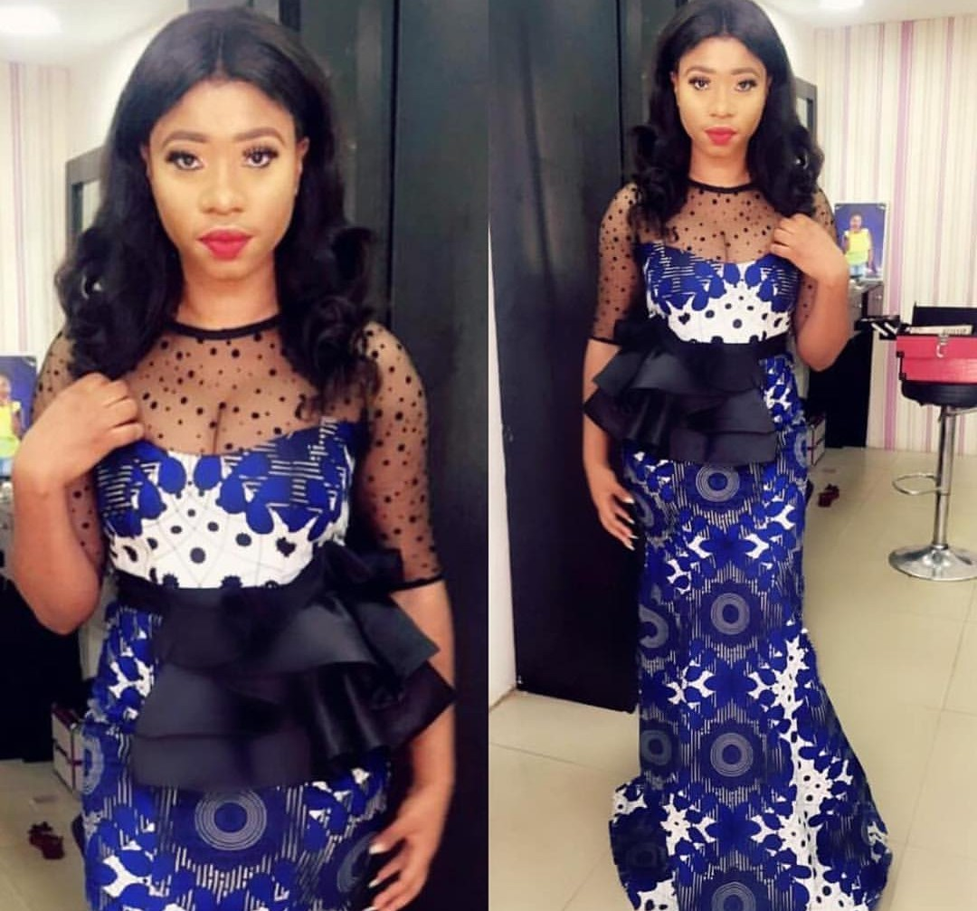 BEAUTIFUL ANKARA STYLE 2020 : STYLES FOR BEAUTIFUL AND CLASSY LADY 2