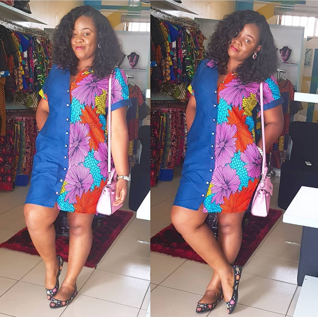 BEAUTIFUL ANKARA STYLE 2020 : STYLES FOR BEAUTIFUL AND CLASSY LADY 4