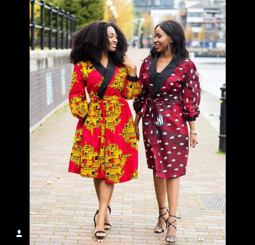 PRETTY ANKARA STYLES 2020 FOR BEAUTIFUL LADY LOOK FOR NEW MODELS... 4