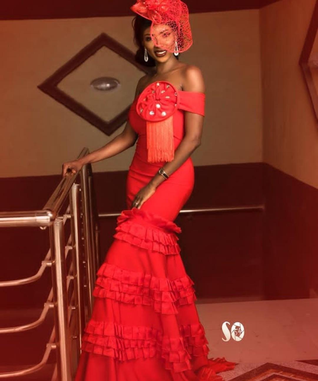 FRESH ANKARA WEDDING DRESS  2020 FASHIONABLE AND SIMPLE STYLES 2