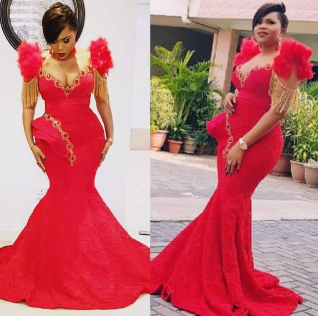 FRESH ANKARA WEDDING DRESS  2020 FASHIONABLE AND SIMPLE STYLES 1