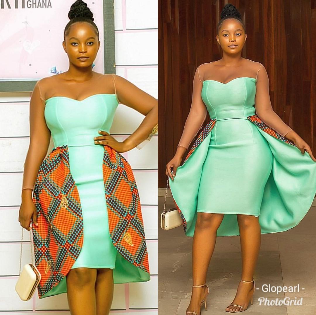 HOT SCUBA DRESSES STYLES 2020 FASHIONABLE LADY CHOICE... 2