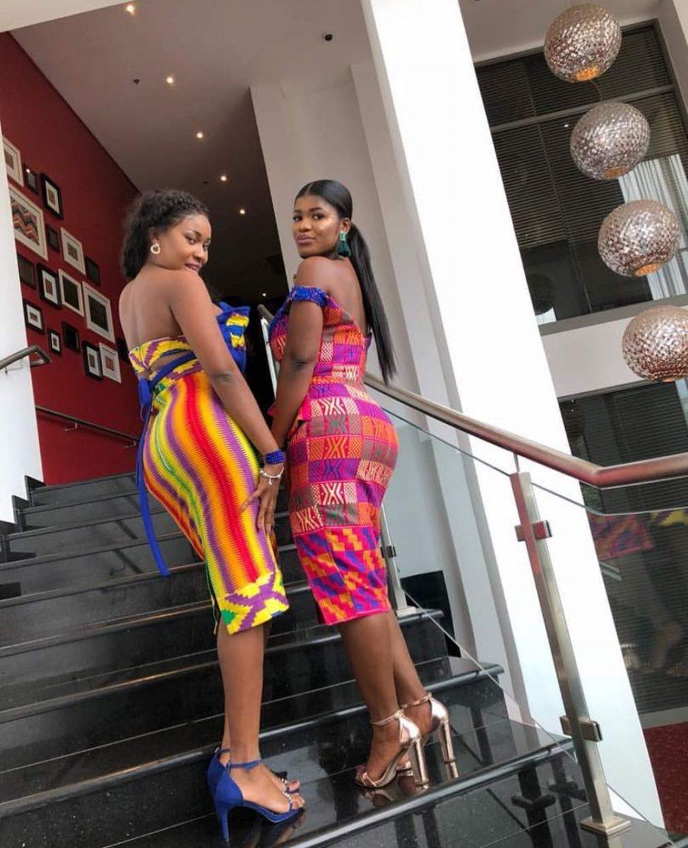 KITENGE FASHIONS, DRESSES THAT EVERY LADY LOVE 11