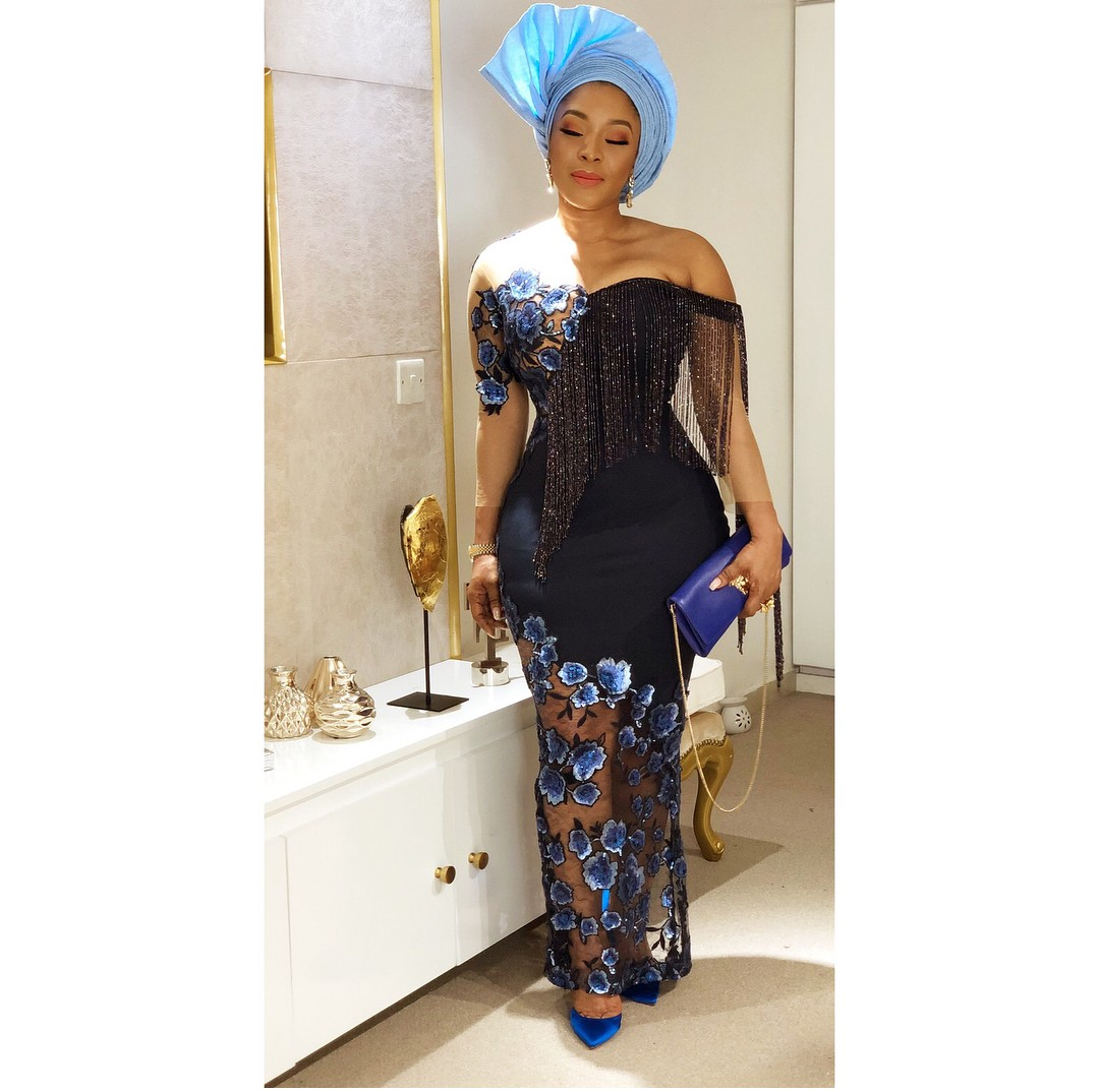 HOT ASO EBI STYLES 2020 FOR LADIES, BEAUTIFUL FOR SPECIAL OCCASION... 1
