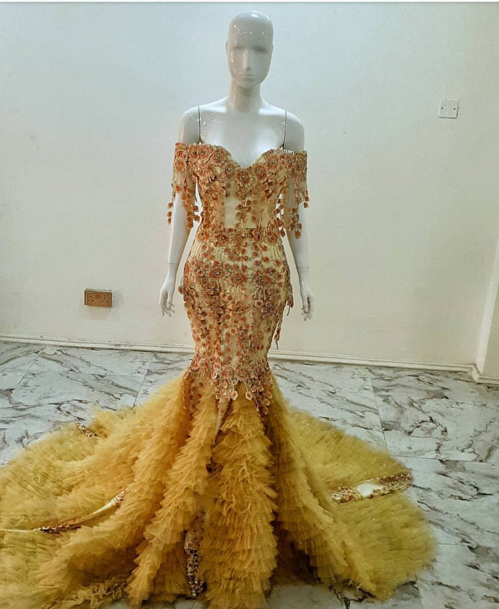 HOT ASO EBI STYLES 2020 FOR LADIES, BEAUTIFUL FOR SPECIAL OCCASION... 2