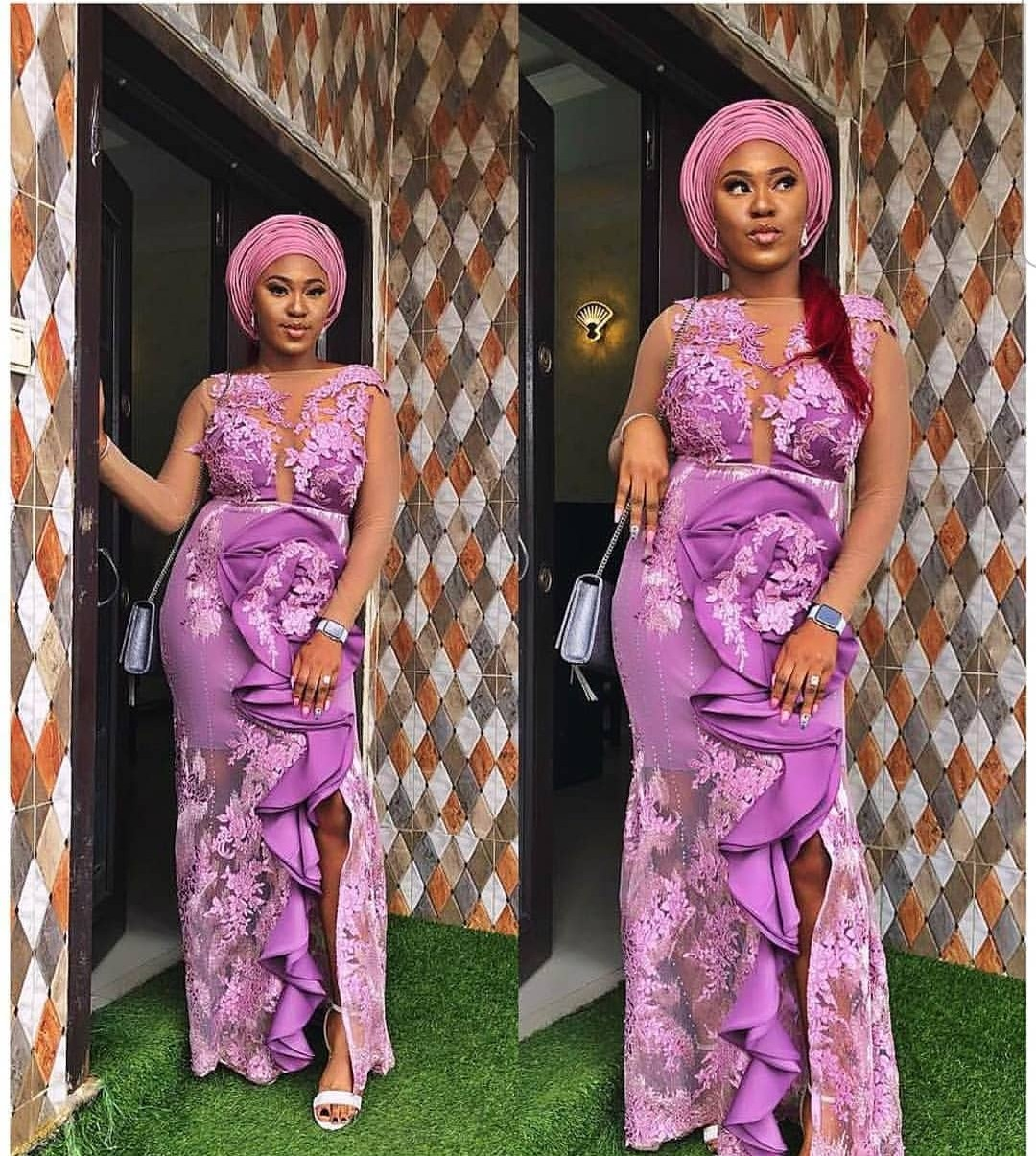 TRADITIONAL 2020 DESIGNS VARIOUS STYLES FOR AFRICAN ATTRACTIVE LADY 8