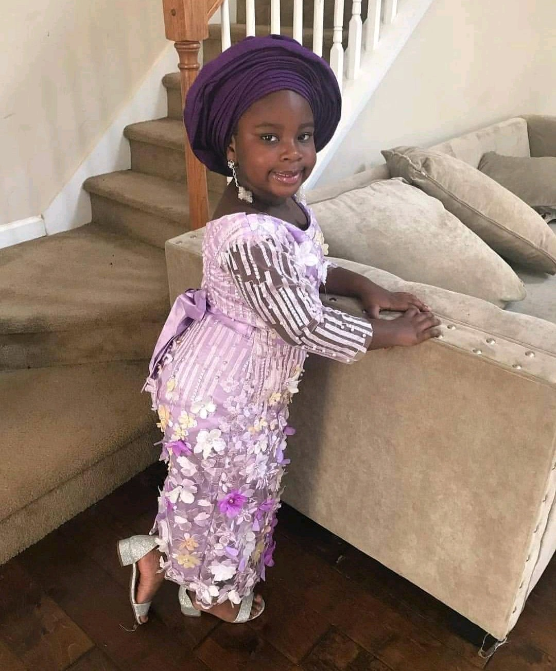 10 AMAZING CUTE GIRLS GOWNS STYLES 2020, YOU AND YOUR GIRL WILL LOVE THEM. 2