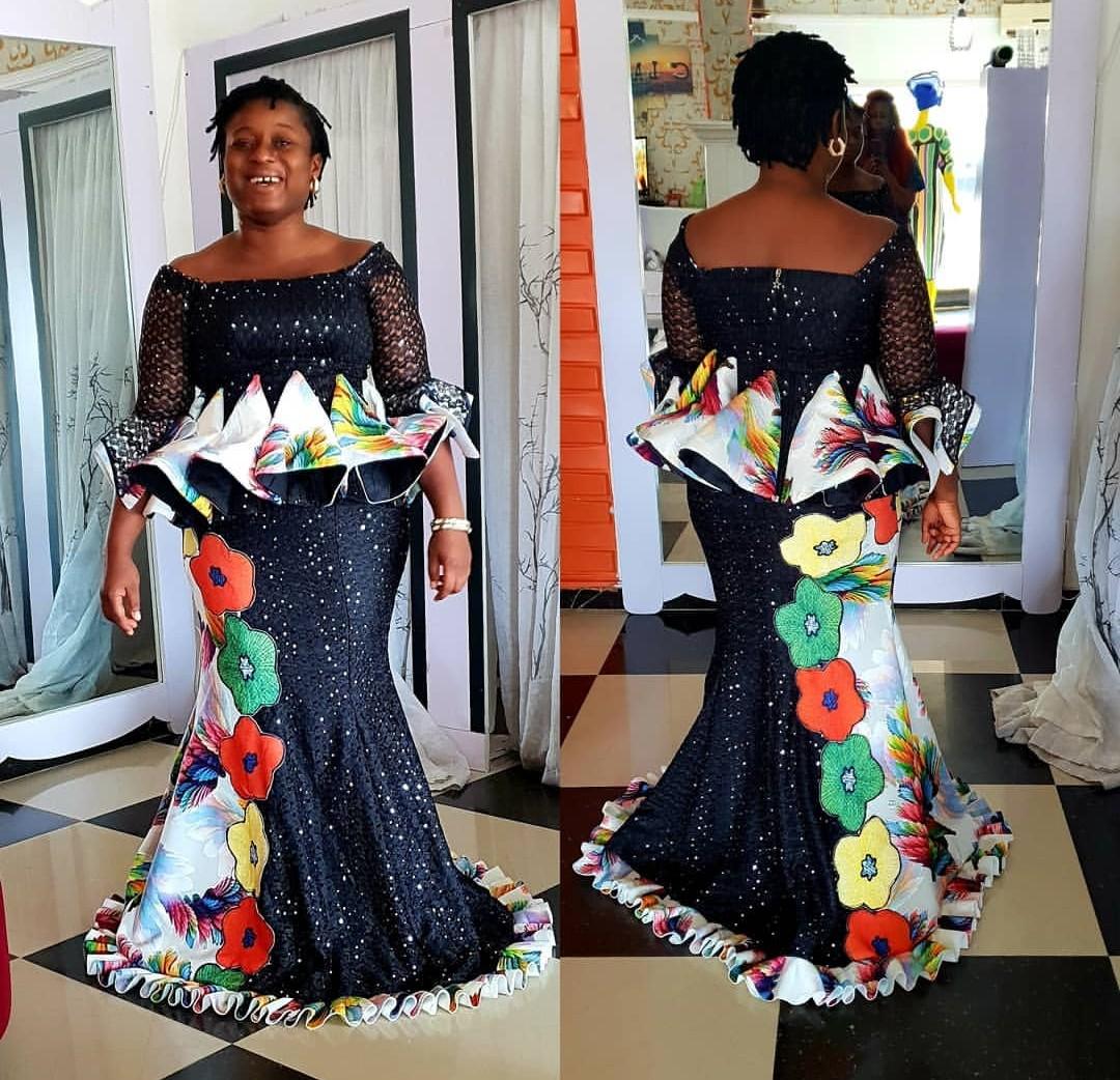 NIGERIAN WOMEN 2020 MAXI PRINT DRESSES FOR AFRICAN LADIES 5