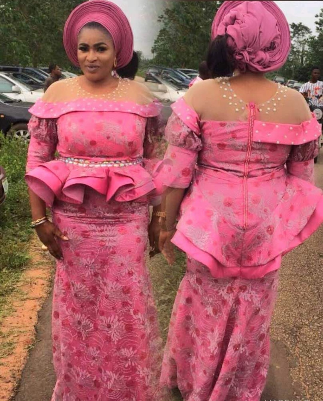 NIGERIAN WOMEN 2020 MAXI PRINT DRESSES FOR AFRICAN LADIES 6