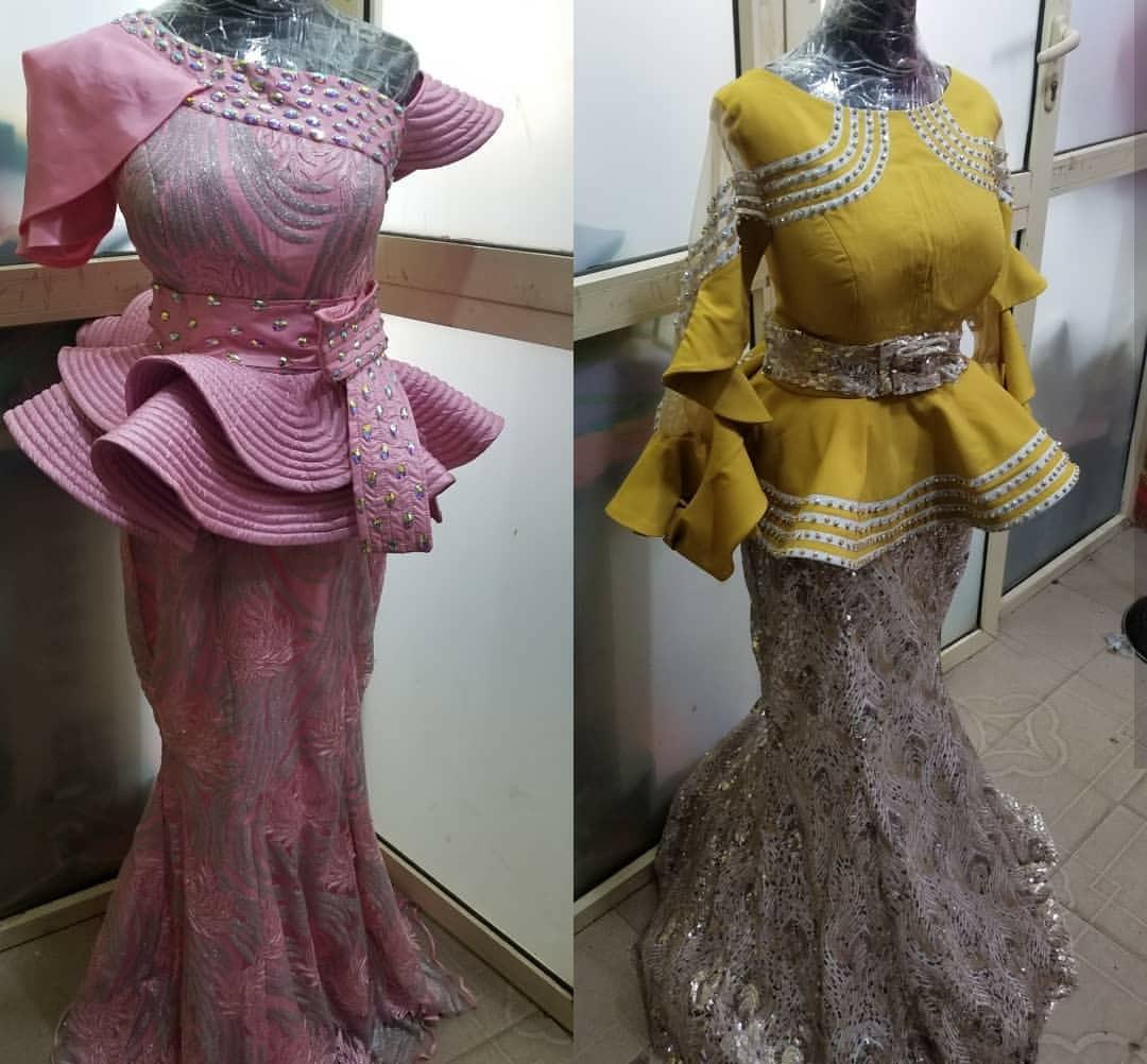NIGERIAN WOMEN 2020 MAXI PRINT DRESSES FOR AFRICAN LADIES 8