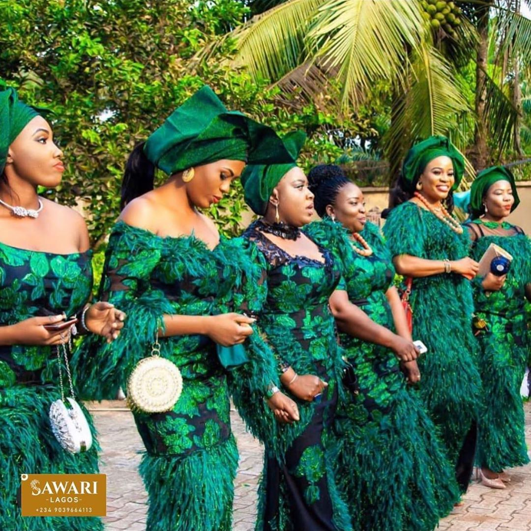 2020 SWEET ASO-EBI STYLES, FASHIONABLE STYLES FOR IMPORTANT EVENTS ... 3