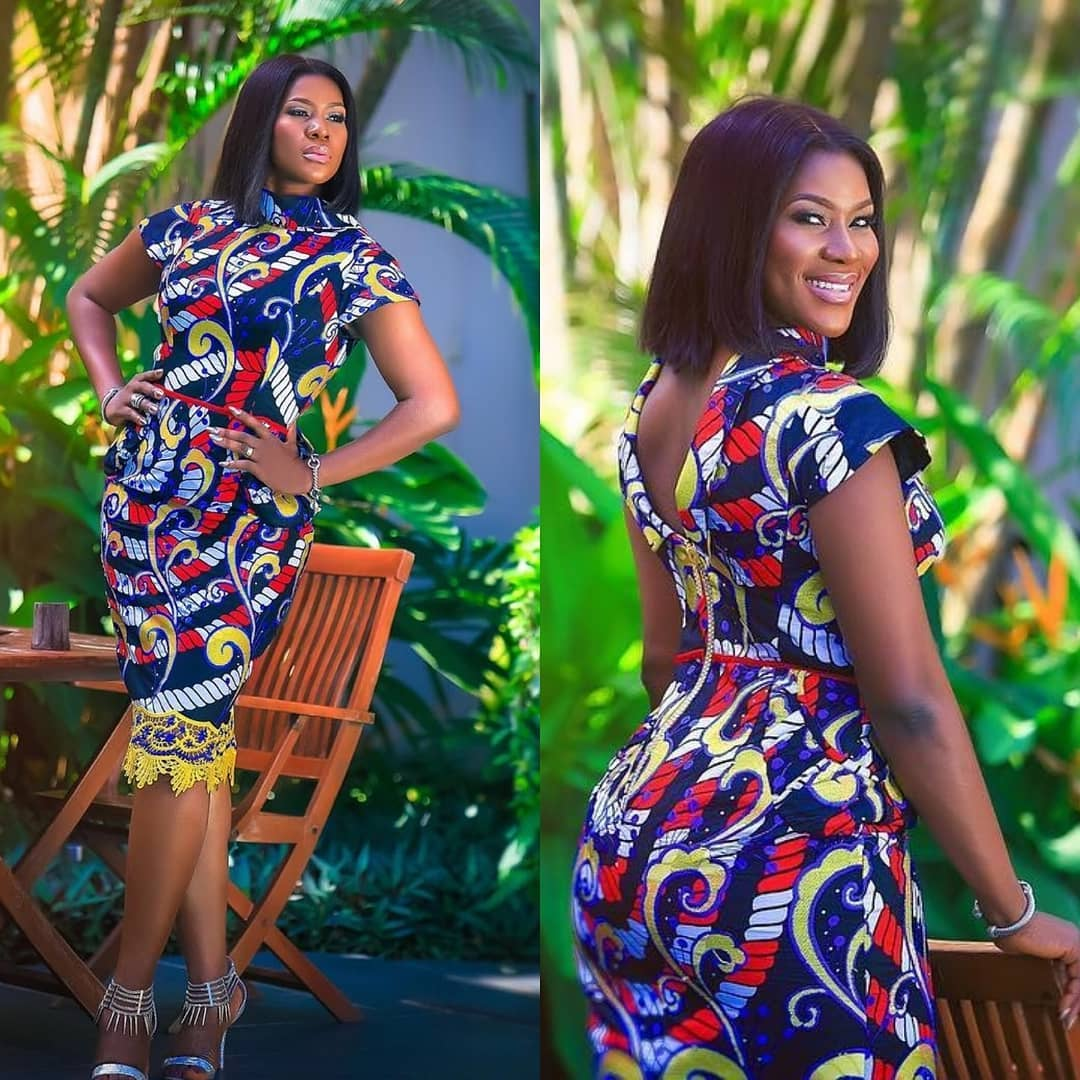 TRENDY DRESSES,ANKARA GOWNS STYLES 2020 FOR LADIES. 1
