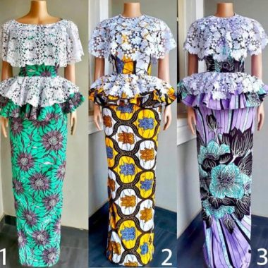 FASHIONABLE ANKARA PRINT STYLES 2020 FOR YOU... 6