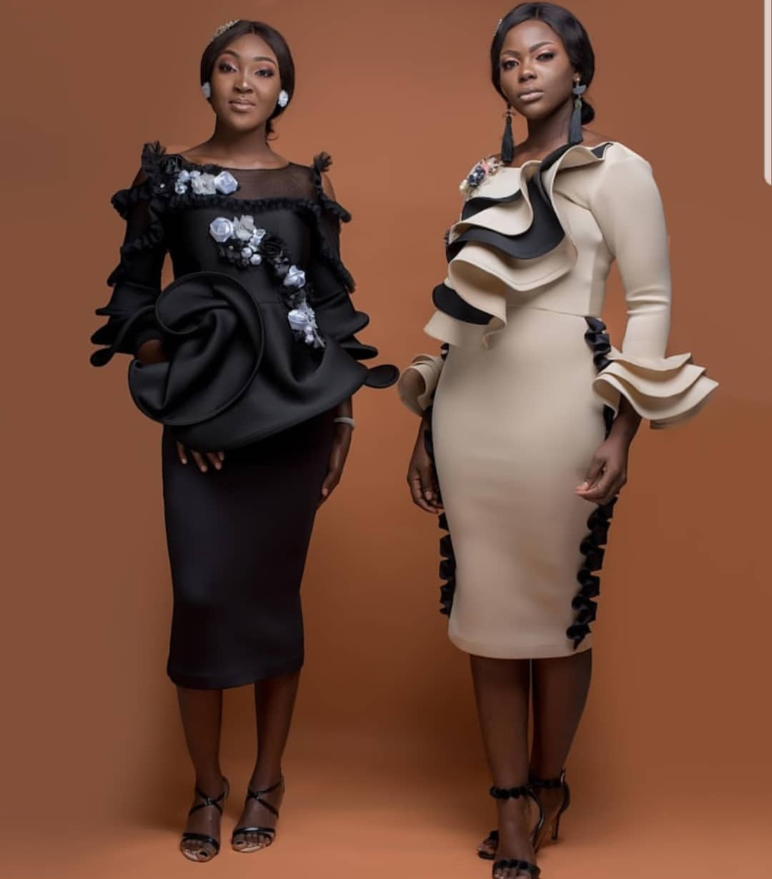FASHION 2020 STYLES, GORGEOUS& LATEST AFRICAN FASHION TRENDS... 7