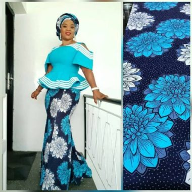 TRENDY COLLECTION 2020 GOWNS STYLES FOR YOUR NEXT OWAMBE PARTIES. 6