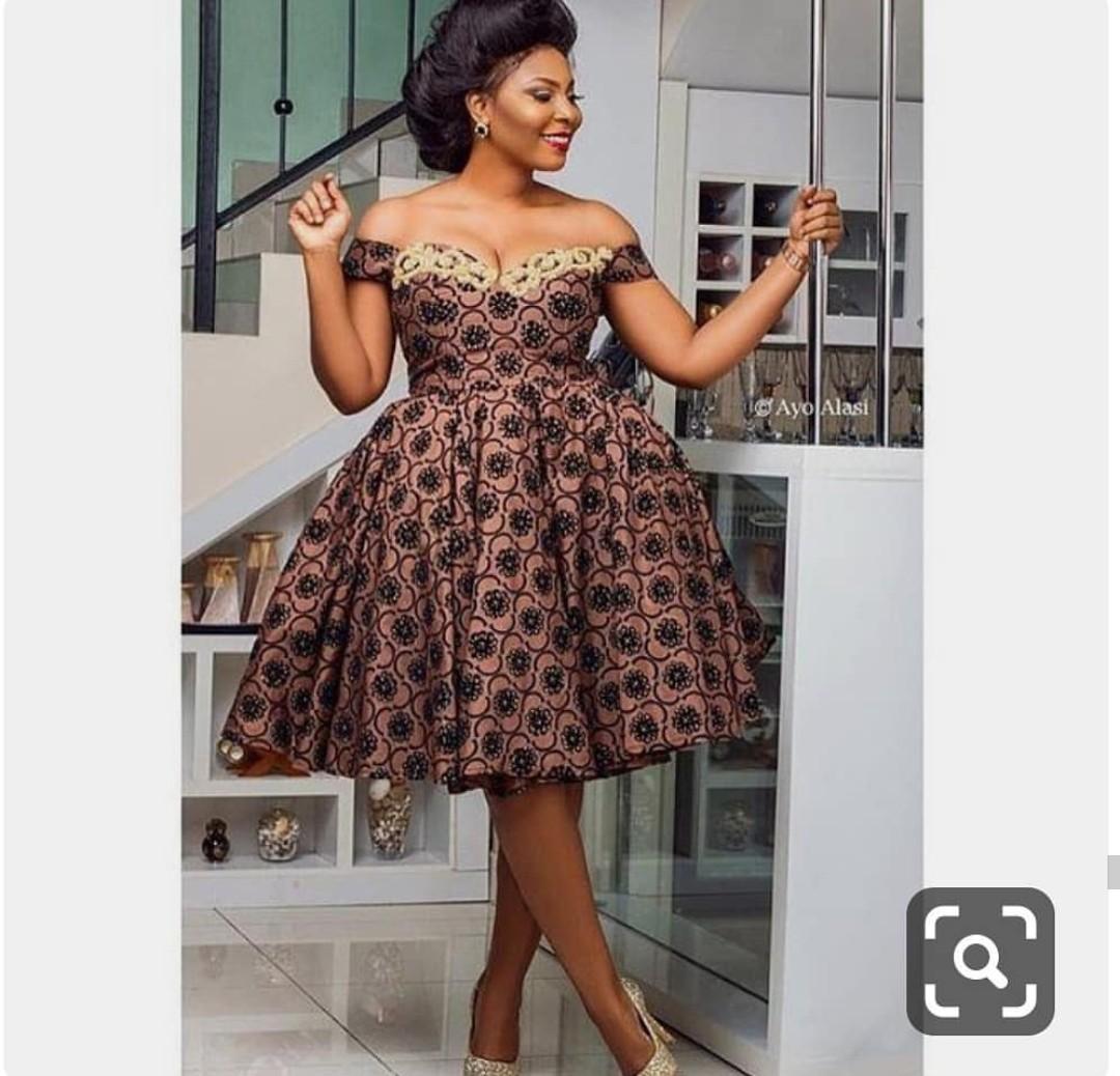 +10 TOP ANKARA PRINT DRESSES: BEAUTIFUL ANKARA FABRICS... 6