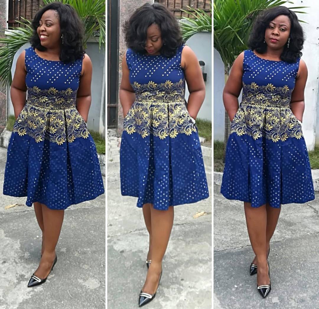 +10 TOP ANKARA PRINT DRESSES: BEAUTIFUL ANKARA FABRICS... 7