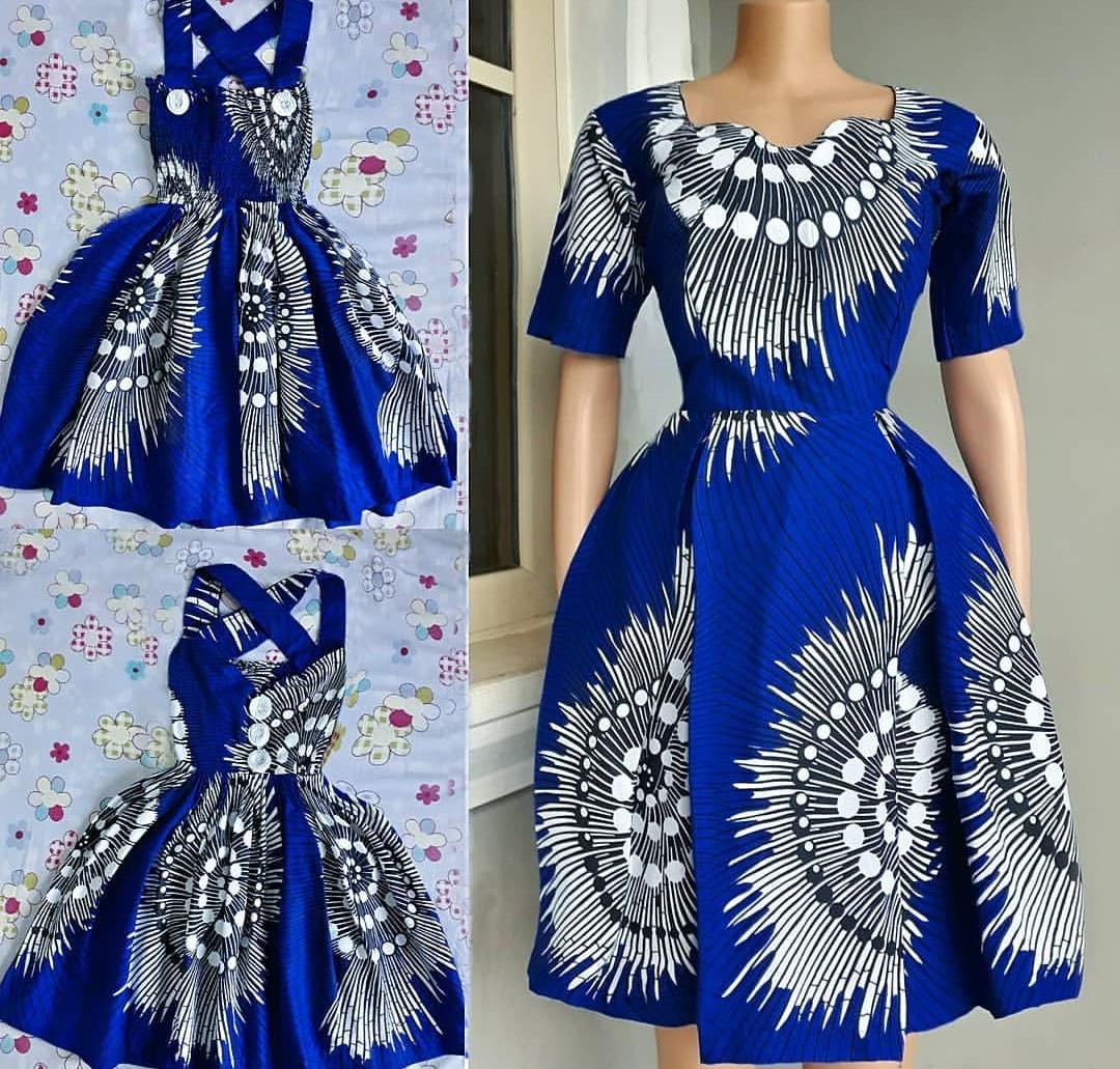 +10 TOP ANKARA PRINT DRESSES: BEAUTIFUL ANKARA FABRICS... 8