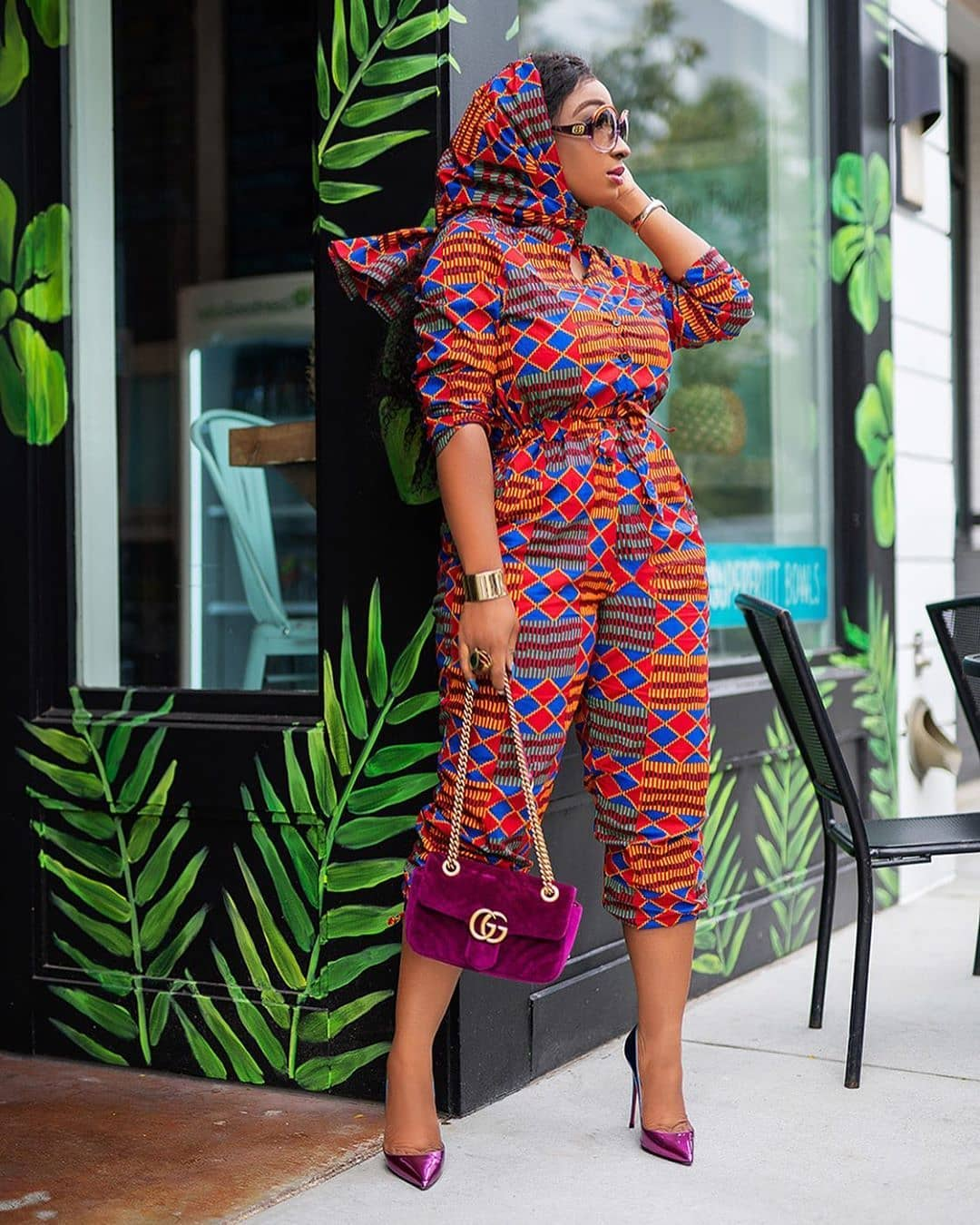 CURRENT ANKARA PANTS:LATEST FASHION TRENDS FOR WOMEN 1
