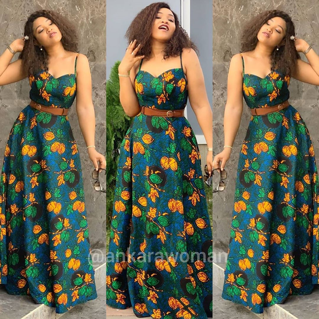 CHOOSE YOUR FAVORITE ANKARA STYLES FOR YOUR VIP EVENTS! 1